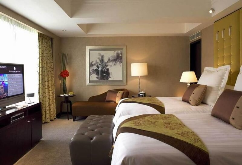 香港尖沙咀洲際酒店-10