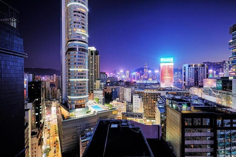 香港尖沙咀康境酒店-07