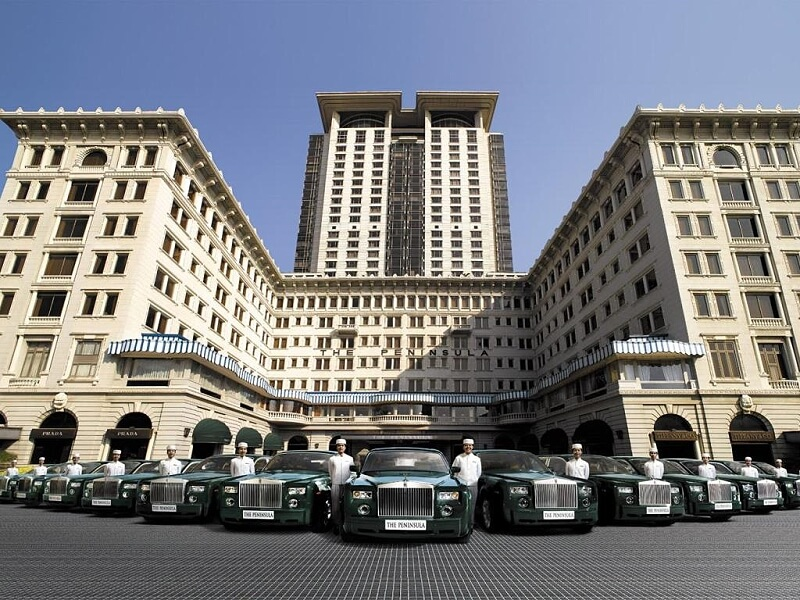 香港半島酒店,尖沙咀半島酒店,半島酒店-12