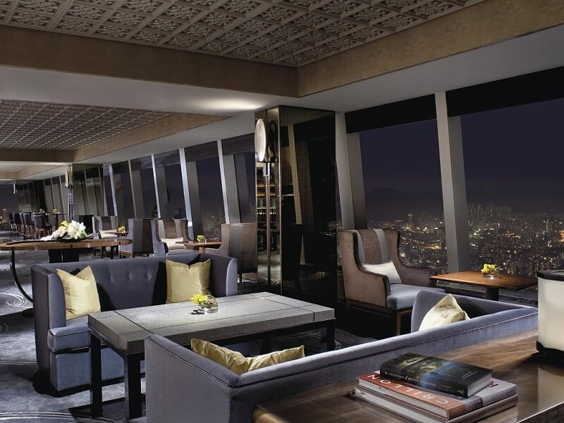 香港麗思卡爾頓酒店-01