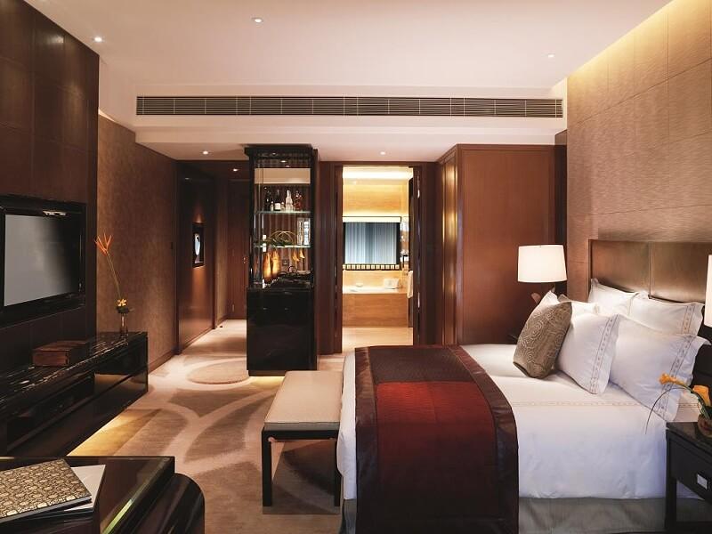 香港麗思卡爾頓酒店-10