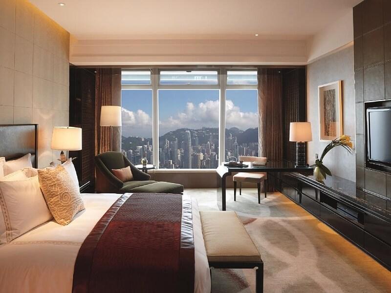 香港麗思卡爾頓酒店-11