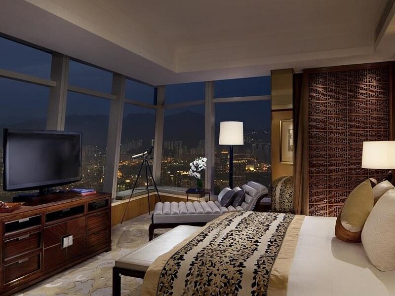 香港麗思卡爾頓酒店-13