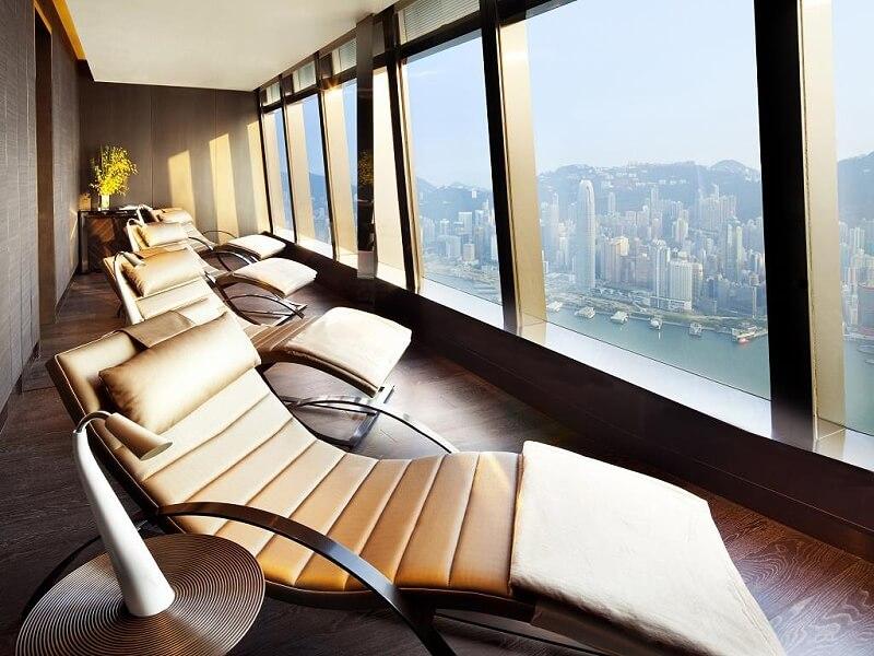 香港麗思卡爾頓酒店-04