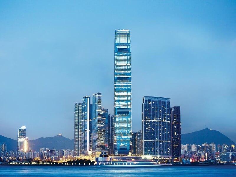 香港麗思卡爾頓酒店-08