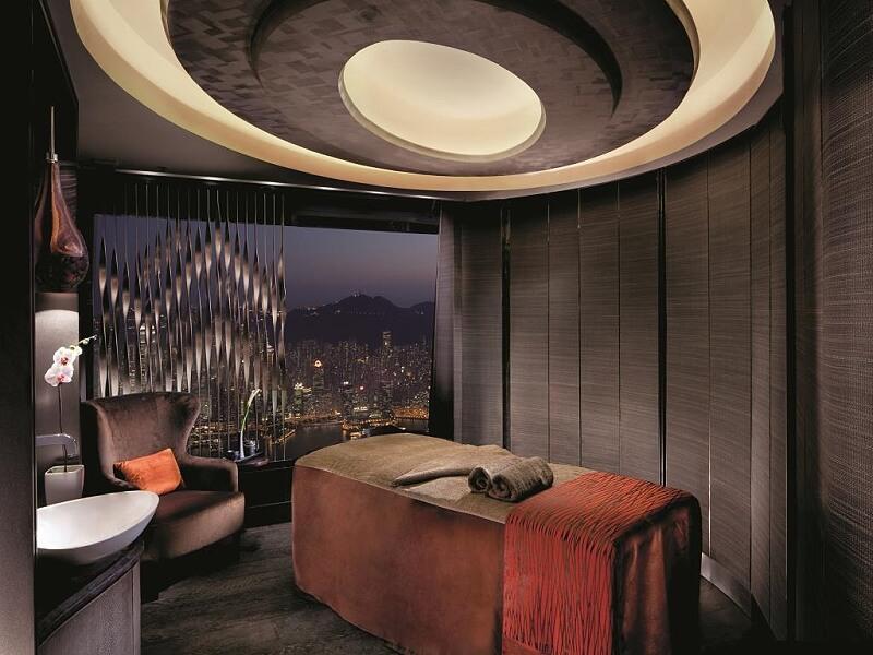 香港麗思卡爾頓酒店-09
