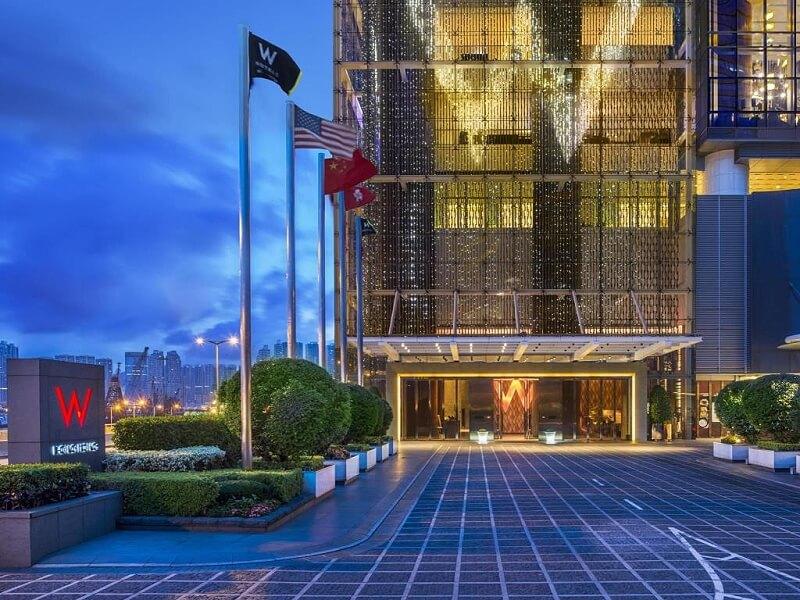 W酒店,香港W酒店,尖沙咀W酒店-07